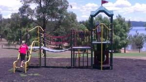 obligatory park photo