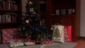 Santa's been!