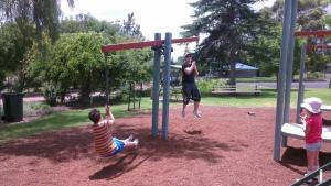 compulsory park visit