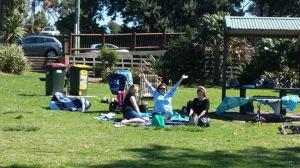 Shellharbour picnic