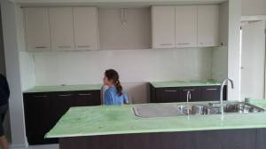 kitchen awaiting appliances
