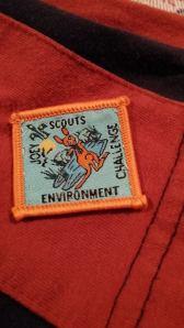 joeys enviro badge