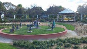 The Grandmothers Garden