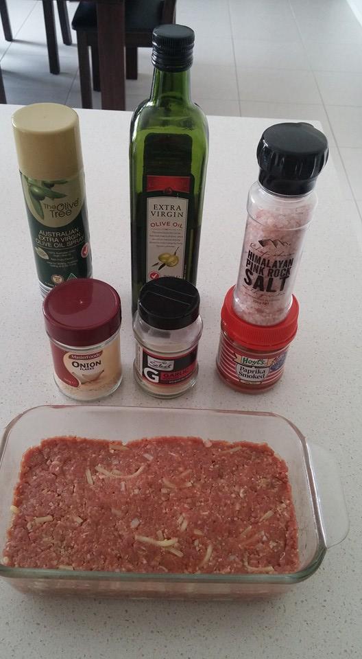 meatloaf spices