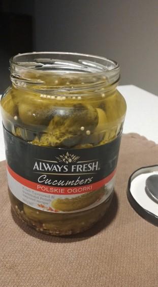 polski ogorki pickles