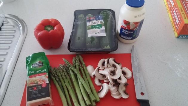 vegatable ingredients