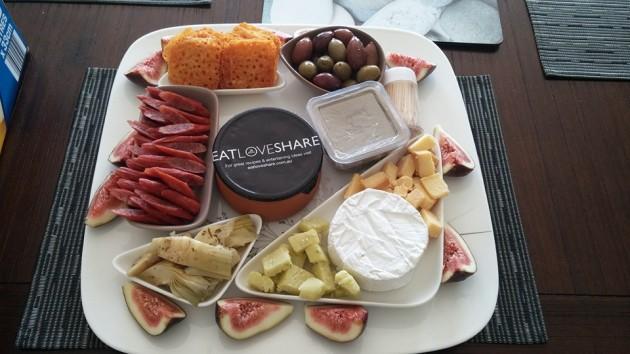 platter to take to bbq