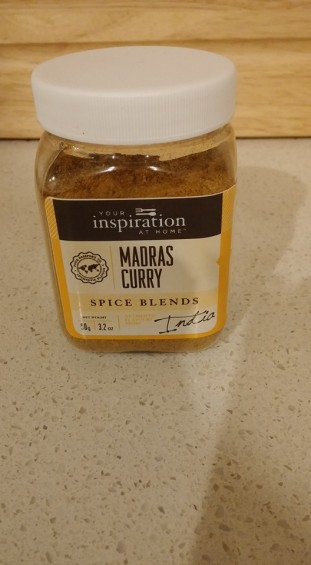 YIAH Lamb Madras Curry Powder